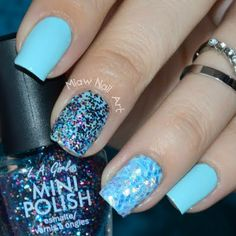 BLING NAILS By Maureen Nicole A