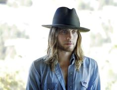Jared Leto phtographed by Gus Van Sant for V Magazine
