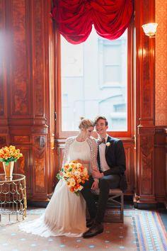 Photography: Alicia Swedenborg - http://www.stylemepretty.com/portfolio/alicia-swedenborg   Read More on SMP: http://www.stylemepretty.com/2015/09/24/chic-1970s-themed-wedding-inspiration/