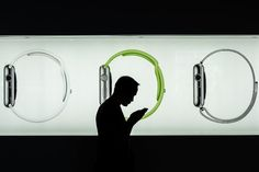 Swiss Watchmakers Have One Eye on Apple