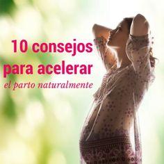 10 maneras para inducir el parto naturalmente | Blog de BabyCenter