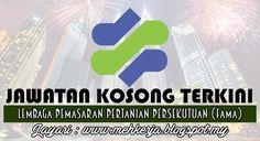 Jawatan Kosong di Lembaga Pemasaran Pertanian Persekutuan (FAMA) - 19 Sept 2016   Lembaga Pemasaran Pertanian Persekutuan (FAMA) adalah sebuah Badan Berkanun di bawah Kementerian Pertanian dan Industri Asas Tani Malaysia mempelawa warganegara Malaysia yang berkelayakan untuk mengisi jawatan-jawatan berikut:-  Jawatan Kosong Terkini 2016diLembaga Pemasaran Pertanian Persekutuan (FAMA)  Jawatan:  1. JURUMOVAN/ BARISTA - GRED K1 - 10Kekosongan2. JURUJUAL/ HELPER - GRED K2-10Kekosongan  Maklumat…