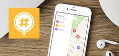 Mapstr per Android e iPhone - tieni traccia dei tuoi luoghi preferiti!