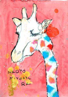 10986 あたしは唯一の女の子、ちょっとドジったくらい大目にみてくれる 猫 の画像|30000枚描いたら世界へ -北村直登-