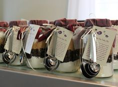 country wedding favors #homemade country favors