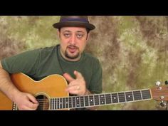 Blues Guitar Chords - YouTube