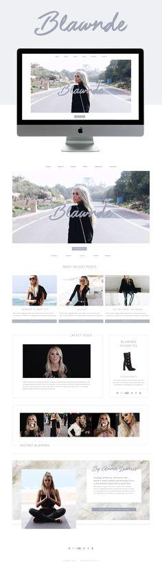 wordpress website design | designed by: golivehq.co