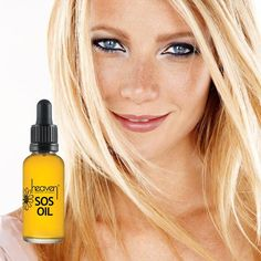 Sos oil from Heaven solves any skin crysis. Also favorite for Gwyneth Paltrow.