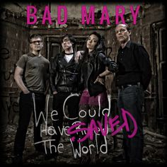 Old-school New York punk rock done right. Check out this review of Bad Mary's latest EP, We Could Have Saved the World.