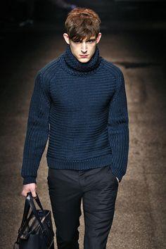 Ferragamo FW13/14 - Milan Men's Fashion week