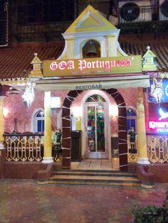 1. Goa Portuguesa Restobar