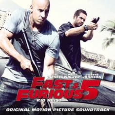 original fast and furious characters | Fast and Furious 5 - Rio Heist (Original Soundtrack) (2011) [Mp3 256 ...