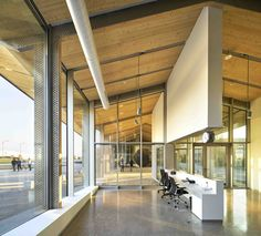 ArtLab @ EPFL, Lausana, Suiza - Kengo Kuma and Associates - © Michel Denance