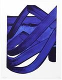 Pierre Soulages - Composition, 1988, Lithograph on... on MutualArt.com