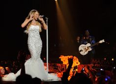 Mariah Carey And Randy Jackson | GRAMMY.com