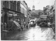 Click on an image to see a larger version Old Photos, Vintage Photos, Family History Book, Double Decker Bus, Cultural Events, Glasgow, Scotland, Coast, England