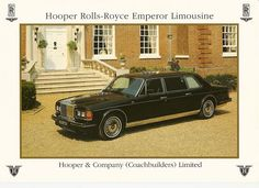 Emperor Limousine by Hooper