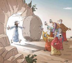 Śmierć rozmowy: 18 trafnych obrazków, które pokazują jak smartfony przejęły nasze życie.