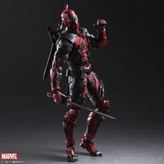 Action figure Deadpool