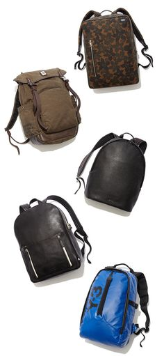 23cf12d74c These guys have your back. Shop  backpacks for him by  Diesel