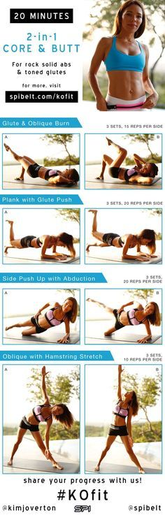Everyone want's to get in shape as soon as possible, especially with summer here. While guys focus on losing a few pounds…
