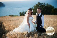 Bride in Italy: Real Wedding | Rustico, in bianco e verde - Lorenzo Tonucci
