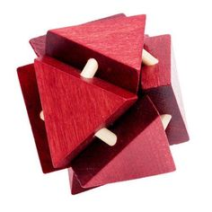Chinese Traditional 3D Wooden Puzzles - Under $10 Toys, Gifts and Accessories For Kids