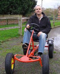 Dino Cars Pedal Carts Karts Ride on toys go-karts go-kart uk Trike Bicycle, Cruiser Bicycle, Cargo Bike, Custom Motorcycle Shop, Bike Planter, Car Shelter, Diy Go Kart, Build A Bike, Car Jokes