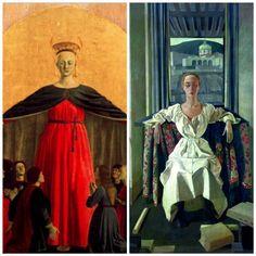 A meno di un mese dall' inaugurazione, continuiamo a parlare della #mostra «Piero della Francesca. — Medium