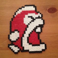 Super Mario 3 perler beads by  pelle82eklund