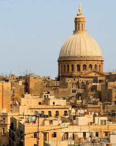 Valletta, Malta #monogramsvacation