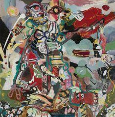 Immortal Nekkies / John-Michael Metelerkamp paints the outskirts of Knysna, shifting into a Neo-expressionist paradigm - ART AFRICA Knysna, Inner Demons, Africa, Canvas, Artist, Painting, Painting Art, Paintings, Canvases