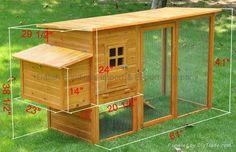 Chicken Co-op Nest Box