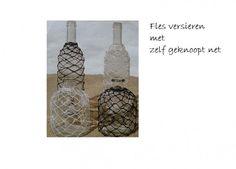 Flessen versieren en decoreren