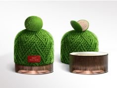 Smart Hair Mask (Student Work) on Packaging of the World - Creative Package Design Gallery