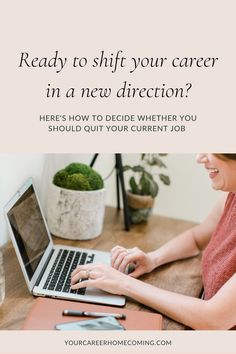 If you have been wanting to change careers but you're not sure if you need to take time off work in order to discover the right career for you, then this post is for you. This post will help you decide if you should take time off from work! career tips | career development | career change Find A Career, Career Change, New Career, Find A Job, New Job, Finding Purpose, Current Job, Career Planning, Quitting Your Job