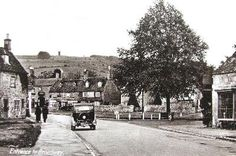 Postcards of the Past - Old Postcards of Broadway, Worcestershire