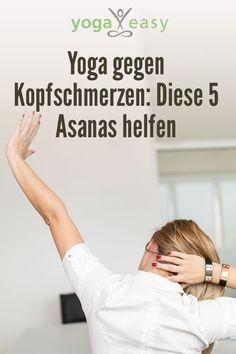 Headache Yoga: These yoga exercises help . Headache Yoga: These yoga exercises help with headaches Yin Yoga, Yoga Restaurador, Yoga Flow, Fitness Workouts, Fitness Del Yoga, Easy Fitness, Fitness Tips, Ashtanga Vinyasa Yoga, Asana