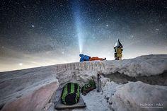 Ako si kto ustelie tak bude hviezdy počítať  #praveslovenske od  @planet_pali Land Scape, Sneh, Mount Everest, Planets, Bude, Mountains, Nature, Travel, Instagram