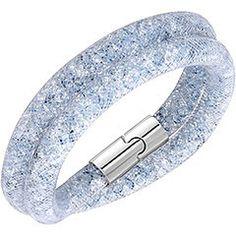 Swarovski - Stardust Gray Double Bracelet - $79.00