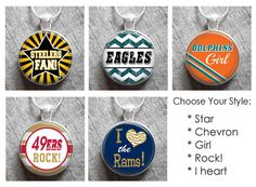 NFL Inspired Necklaces or Keychains for $15.98 Shipped (Gift Idea) - http://frugalorfree.com/deals/nfl-inspired-necklaces-or-keychains-for-15-98-shipped-gift-idea/