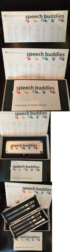 Speech buddies ebay