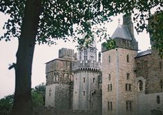 Cardiff Castle  by somehowlou, via Flickr