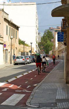CARRILS BICI SI - Palma de Mallorca - Wikipedia, la enciclopedia libre