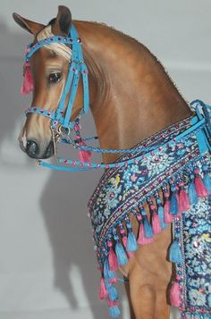 Braymere Custom Saddlery: First (and possibly last) Arab costume