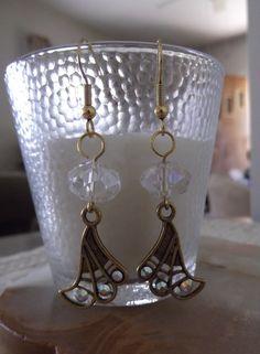 """Angel Wings"" earrings SOLD!"