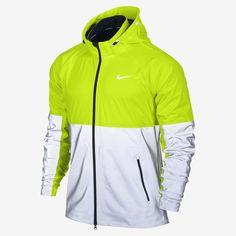 Nike Coupe-vent Shield Flash M pas cher - Vêtements homme running Vestes   coupe  Vent en promo cfb3cfd1d346