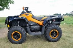 New 2016 Can-Am Outlander XT-P 1000R ATVs For Sale in Wisconsin. 2016 Can-Am Outlander XT-P 1000R, 2016 Can-Am® Outlander MAX XT-P 1000R A FULLY-LOADED TWO-UP THAT OFFERS ONE-UP SPORT PERFORMANCE. Loaded with features including an upgraded suspension and aluminum beadlock wheels, the Outlander MAX XT-P is a sporty two-up ride with all the extras. Features may include: ROTAX V-TWIN ENGINE OPTIONS CATEGORY-LEADING PERFORMANCE Available with the new 78-hp Rotax 850 or 89-hp Rotax 1000R…