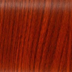 Red Wallpaper Wood Contact Paper Self Adhesive Shelf Liner Home Improvement New
