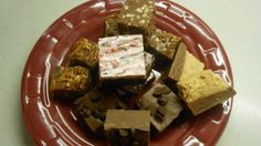 Pick your own 4 lbs of cooked fudge is going up for auction at 11am Tue, May 21 with a starting bid of $5.